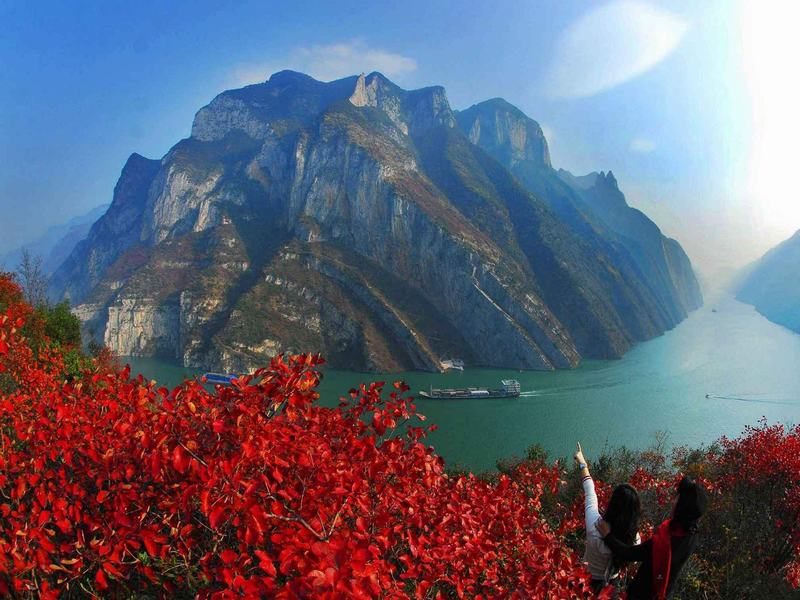 7-day Incredible Chengdu Chongqing Yangtze River Cruise Tour