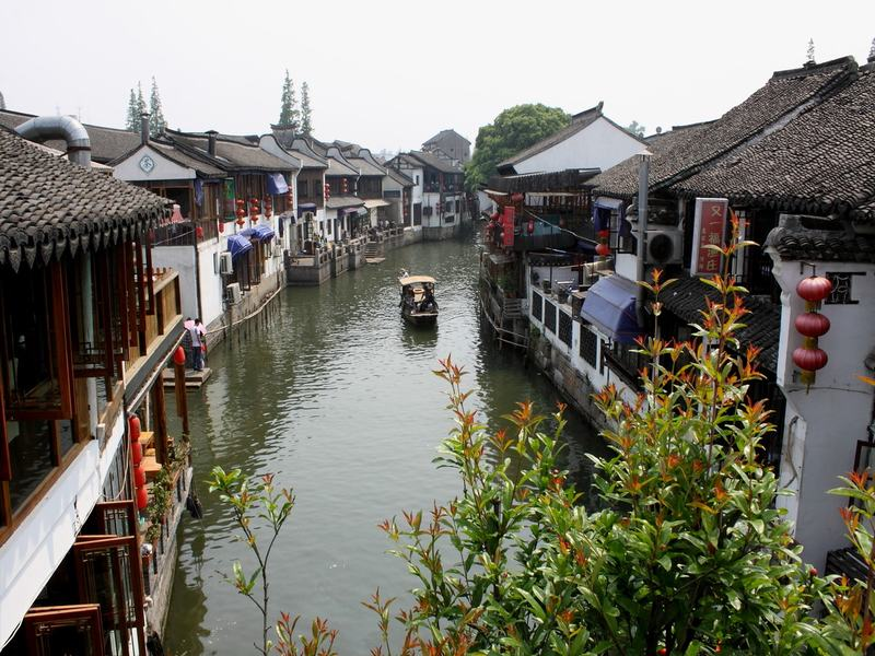 5-day Shanghai Chengdu Highlights Tour